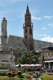 Firmung Dom, Bozen / Cresima duomo, Bolzano